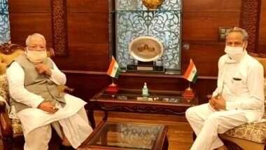 Rajasthan Assembly Sessions: రాజస్థాన్ పొలిటికల్ డ్రామాకు తెరపడింది, ఆగస్ట్ 14 నుంచి అసెంబ్లీ సమావేశాలు, అంగీకరించిన గవర్నర్ కల్రాజ్ మిశ్రా, నేడు సీఎల్పీ సమావేశం నిర్వహించనున్న సీఎం