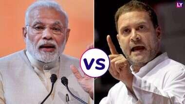 Rahul Gandhi vs PM Modi: ప్రధాని మోదీదంతా బూటకపు ఇమేజ్, ట్విటర్ వేదికగా విమర్శనాస్త్రాలు సంధించిన రాహుల్ గాంధీ, మోదీ బలమే భారత్కు అతిపెద్ద బలహీనత అంటూ ఎద్దేవా