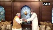 Rajasthan Political Crisis: రాజస్థాన్లో రసవత్తరంగా మారిన రాజకీయం, రాష్ట్ర గవర్నర్ కల్రాజ్ మిశ్రాను కలిసిన ముఖ్యమంత్రి అశోక్ గెహ్లాట్, పూర్తి మెజారిటీ ఉందంటూ వివరణ