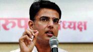 Rajasthan Political Drama: రాజస్థాన్ రాజకీయాల్లో ఊహించని మలుపు, బీజేపీలో చేరేది లేదన్న సచిన్ పైలట్, ప్రభుత్వ మనుగడపై కొనసాగుతున్న సస్పెన్స్