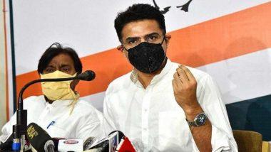 Rajasthan Political Drama: సచిన్ పైలట్ను 24 వరకూ టచ్ చేయవద్దు, రాజస్తాన్ స్పీకర్కు ఆదేశాలు జారీ చేసిన హైకోర్టు, పిటిషన్పై జూలై 24న తీర్పు ఇవ్వనున్న రాజస్థాన్ హైకోర్టు