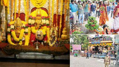 Ujjaini Mahankali Bonalu: రాబోయే రోజులు మరింత ప్రమాదకరం, భవిష్య వాణిని వినిపించిన అమ్మవారు, చరిత్రలో తొలిసారిగా జనం లేకుండా ఉజ్జయినీ మహంకాళి బోనాల జాతర