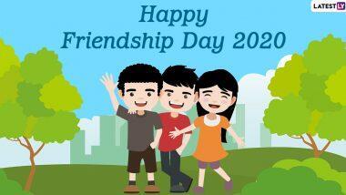 Happy Friendship Day 2020: అంతర్జాతీయ స్నేహితుల దినోత్సవం 2020, ఎప్పుడు మొదలైంది, ఎలా మొదలైంది, ఎక్కడ మొదలైంది, పూర్తి కథనం మీకోసం