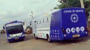 iMASQ Buses in AP: కరోనా కట్టడికి ఏపీ ప్రభుత్వం మరో ముందడుగు, ఐ-మాస్క్ బస్సుల్లో కోవిడ్-19 నిర్థారణ పరీక్షలు, విజయవాడలోనే 8 ఐ మాస్కు బస్సులు ఏర్పాటు చేసిన ఏపీ సర్కారు