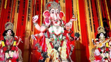 Khairathabad Ganesh 2020: ధన్వంతరి నారాయణుడిగా దర్శనమిస్తున్న ఖైరతాబాద్ గణేష్! కరోనా మహమ్మారి నేపథ్యంలో ధన్వంతరి అవతారం యొక్క విశిష్టత ఏంటో తెలుసుకోండి