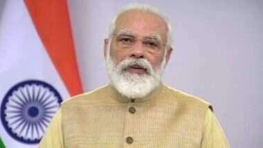 PM Modi Ugadi Festival Wishes: తెలుగులో ఉగాది శుభాకాంక్షలు తెలిపిన ప్రధాని మోదీ, కొత్త సంవత్సరం అద్భుతంగా ఉండాలని తెలుగులో ట్వీట్