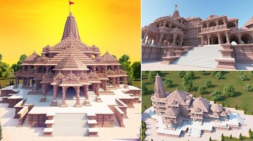 Ram Mandir New Model: అయోధ్య రామ మందిరం నమూనా ఇదే, భారతీయ వాస్తుశిల్పకతకు అద్దంపట్టేలా రామమందిర్ నిర్మాణం, రేపు భూమి పూజ కార్యక్రమం