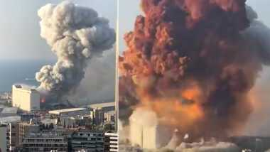 Beirut Blast Tragedy: లెబనాన్ కన్నీటి ఘోష, బీరూట్ పేలుళ్లలో 100 మందికి పైగా మరణం, శిథిలాల కింద మరికొందరు.., 3 బిలియన్ డాలర్లకు పైగా నష్టం, సహాయం చేయాలని మిత్రదేశాలను కోరిన ప్రధాని