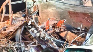 China Restaurant Collapse: చైనాలో కుప్పకూలిన రెస్టారెంట్, 29 మంది మృతి, పుట్టిన రోజు వేడుకలు జరుగుతుండగా కూలిన రెండంతస్తుల భవనం