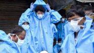 Coronavirus in India: దేశంలో తాజాగా 48,268 కరోనా కేసులు, గత 24 గంటల్లో 551 మంది మృతి, 1,21,641కు చేరుకున్న మరణాల సంఖ్య, యాక్టివ్గా 5,82,649 కేసులు