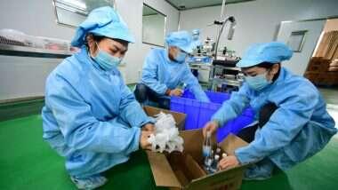Coronavirus in India: రికవరీలో మనమే టాప్, దేశంలో భారీ స్థాయిలో పెరిగిన రికవరీ రేటు, తాజాగా 92,605 మందికి కరోనా, 43,03,044కు చేరుకున్న డిశ్చార్జ్ కేసుల సంఖ్య