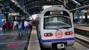 Metro Trains Resumed Operations: 169 రోజుల తర్వాత..దేశ వ్యాప్తంగా మెట్రో రైల్ సర్వీసులు తిరిగి ప్రారంభం, కోవిడ్ నిబంధనలు పాటిస్తూ మెట్రో ప్రయాణికులకు ఎంట్రీ