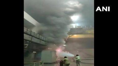 Srisailam Power Plant Fire: అగ్ని ప్రమాదంలో ఆరుకు చేరుకున్న మృతుల సంఖ్య, సీఐడీ విచారణకు ఆదేశించిన సీఎం కేసీఆర్, విచారణాధికారిగా సీఐడీ అడిషనల్ డీజీ గోవింద్ సింగ్, కొనసాగుతున్న రెస్క్యూ