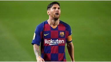 Lionel Messi: పుట్బాల్ ప్రేమికులకు బ్యాడ్ న్యూస్, బార్సిలోనా క్లబ్ నుంచి తప్పుకుంటున్నట్లు ప్రకటించిన లియోనల్ మెస్సీ, ధృవీకరించిన జట్టు యాజమాన్యం