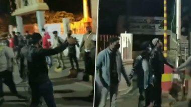 Bengaluru Riots: గుడిని కాపాడేందుకు ముస్లీంలు మానవహారం, బెంగుళూరు అల్లర్లలో వెల్లివిరిసిన మతసామరస్యం, సోషల్ మీడియలో వైరల్ అవుతున్న వీడియో ఇదే