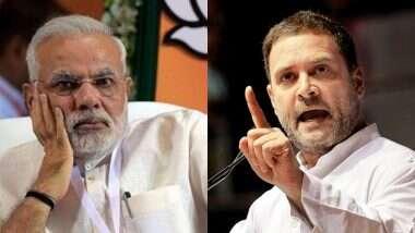 Rahul Gandhi vs PM Modi: మోదీ అబద్దాలు ఎందుకు చెబుతున్నారు, చైనా-భారత్ సరిహద్దు వివాదంపై ప్రధానిపై మండిపడిన రాహుల్ గాంధీ