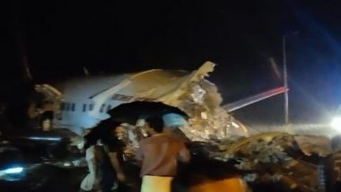 Air India Plane Crash: భారీ వర్షం.. రెండు ముక్కలైన ఎయిర్ ఇండియా విమానం, పైలైట్ సహా కనీసం 14 మంది దుర్మరణం, 120కి పైగా మందికి గాయాలు