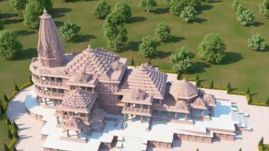 Ram Temple: ఎల్ అండ్ టీ చేతికి రామ మందిర్ నిర్మాణం, ఉక్కుతో కాకుండా రాగితో రామాలయం, ప్రజలంతా రాగిని దానం చేయాలని కోరిన రామ్ మందిర్ ట్రస్ట్, 36 నుంచి 40 నెలల కాలంలో నిర్మాణం పూర్తి