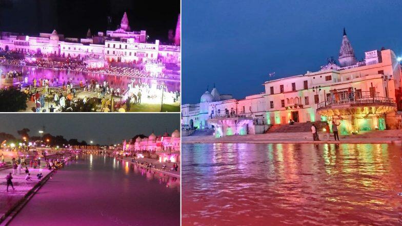 Ayodhya Ram Mandir: రఘురాముడు నడయాడిన అయోధ్య వైపే అందరి చూపు, నేడు మధ్యాహ్నం రామ మందిర్ భూమిపూజ కార్యక్రమం, అద్భుత ఘట్టం మొత్తం ప్రత్యక్ష ప్రసారం
