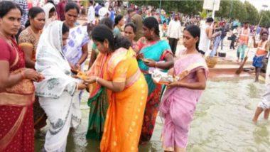 Rottela Panduga 2020 Cancelled: రొట్టెల పండుగ రద్దు, 20 మందితో గంధ మహోత్సవం, నెల్లూరు బారాషహీద్ దర్గా వద్ద రొట్టెల పండుగ, కరోనావైరస్ నేపథ్యంలో రద్దు చేస్తున్నామని తెలిపిన కలెక్టర్ చక్రధర్ బాబు
