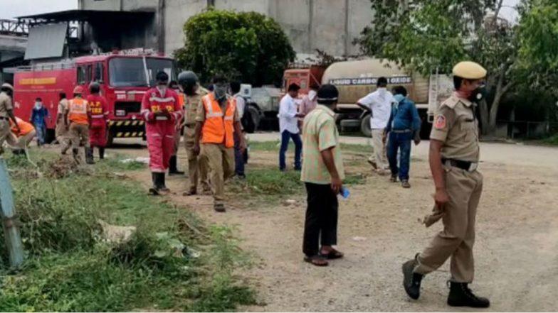 SPY Agro Industry Explosion: నంద్యాల ఎస్పీవై ఆగ్రో ఫ్యాక్టరీలో మళ్లీ పేలుడు, ఒకరు మృతి, ముగ్గురికి గాయాలు