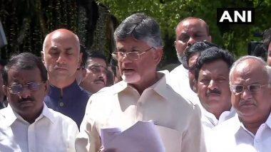 Chandrababu Letter to PM Modi: వైసీపీ ప్రభుత్వం ఫోన్ ట్యాపింగ్కు పాల్పడుతోంది, ప్రధాని మోదీకి లేఖ రాసిన ఏపీ ప్రతిపక్ష నేత చంద్రబాబు నాయుడు
