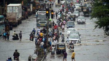 'Most Dramatic Video': ముంబై వర్ష విలయాన్ని తెలిపే భయానక వీడియో, సోషల్మీడియాలో వైరల్ అవుతోన్న ఆనంద్ మహీద్రా ట్వీట్, ఆర్థిక రాజధానిని వణికిస్తున్న వర్షాలు