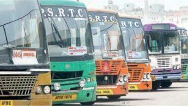 RTC Dispute Row:దెబ్బకు దెబ్బ..దిగొచ్చిన తమిళనాడు ఆర్టీసీ, ఆఘమేఘాల మీద ఎపీఎస్ఆర్టీసీతో చర్చలు, సద్దుమణిగిన వివాదం, ఆర్టీసీ బస్సులను వదిలేసిన రెండు రాష్ట్రాల అధికారులు