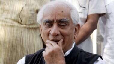 Jaswant Singh Dies At 82: బీజేపీ సీనియర్ నేత జశ్వంత్ సింగ్ కన్నుమూత, సంతాపం తెలిపిన ప్రధాని మోదీ, పలువురు బీజేపీ నేతలు, 2014లో బీజేపీ పార్టీపై తిరుగుబాటు బావుటా ఎగరేసిన జశ్వంత్ సింగ్