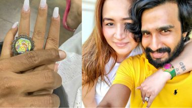 Jwala Gutta-Vishnu Vishal Engagement: గుత్తా జ్వాలతో తమిళ నటుడు విశాల్ ఎంగేజ్మెంట్, కొత్త ప్రయాణాన్ని ప్రారంభిద్దామంటూ ట్వీట్ చేసిన విష్ణు విశాల్