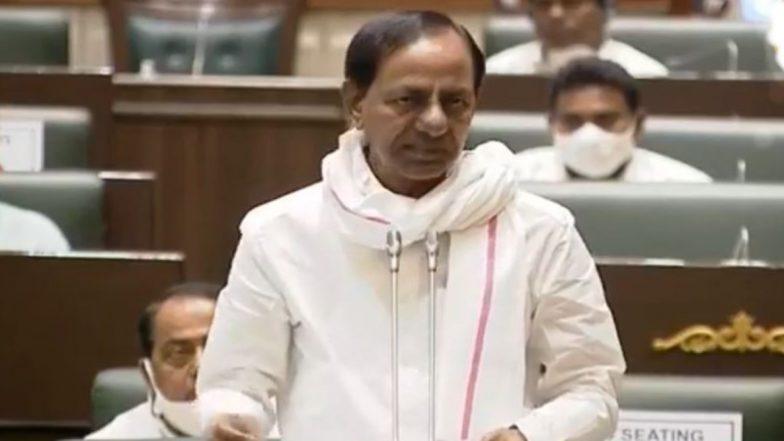 CM KCR on New Electricity Bill: కేంద్రం రాష్ట్రాల మీద పెత్తనానికే బిల్లు తెస్తోంది, విద్యుత్ చట్టం సవరణ బిల్లును వ్యతిరేకించిన తెలంగాణ సీఎం, బిల్లు వ్యతిరేక తీర్మానానికి అసెంబ్లీ ఏకగ్రీవ ఆమోదం