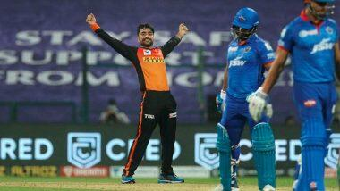 DC vs SRH Stat Highlights Dream11 IPL 2020: ఢిల్లీ హ్యాట్రిక్ ఆశలు ఆవిరి, రెండు ఓటముల తర్వాత సన్రైజర్స్కు తొలి విజయం, 15 పరుగుల తేడాతో ఓడిన ఢిల్లీ క్యాపిటల్స్
