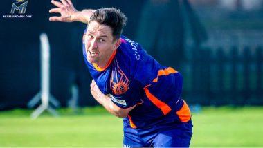 IPL 2020: బౌల్ట్ బౌలింగ్ దెబ్బ..వికెట్ రెండు ముక్కలైంది, ప్రాక్టీస్ సెషన్లో అదరరగొడుతున్న న్యూజీలాండ్ బౌలర్, లసిత్ మలింగ స్థానంలో ముంబై జట్టుకు ఎంపిక