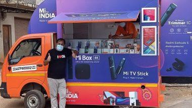 Xiaomi's Travelling Store: రోడ్డు మీదకు షియోమి, ఎంఐస్టోర్ ఆన్ వీల్స్ పేరుతో నేరుగా గ్రామాల్లోకి షియోమి వాహనాలు, అన్ని రకాల ఉత్పత్తులు అందుబాటులోకి..