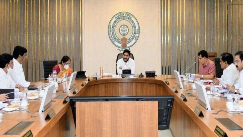 AP Cabinet Meet Highlights: జూదం లాంటి ఆన్లైన్ గేమ్స్ పై ఆంధ్రప్రదేశ్ ప్రభుత్వం నిషేధం, సీఎం జగన్ అధ్యక్షతన జరిగిన సమావేశంలో కీలక నిర్ణయాలు తీసుకున్న రాష్ట్ర మంత్రివర్గం