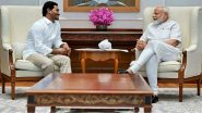 CM Jagan Writes to PM Modi: ప్రధాని గారు..వెంటనే ఏపీకి ఆక్సిజన్ కేటాయించండి, 910 టన్నుల ఆక్సిజన్ను కేటాయించాలని పీఎం మోదీకి లేఖ రాసిన ఏపీ సీఎం, కోవాగ్జిన్ ఉత్పత్తి పెంచాలని సూచన