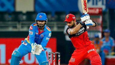 RCB vs DC Highlights IPL 2020: బెంగుళూరును గెలిపించలేకపోయిన కెప్టెన్ కోహ్లీ ఇన్నింగ్స్, ఆల్రౌండ్ ప్రదర్శనతో అదరగొట్టిన ఢిల్లీ, 59 పరుగుల తేడాతో ఢిల్లీ క్యాపిటల్స్ ఘన విజయం