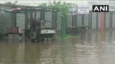 Heavy Rains Lash AP: కాకినాడలో తీరం దాటిన వాయుగుండం, విజయవాడలో విరిగిన కొండ చరియలు, భారీ వర్షాలకు ఏపీలో ఇద్దరు మృతి, విశాఖలో ఒడ్డుకు కొట్టుకువచ్చిన బంగ్లాదేశ్ మర్చంట్ వెసల్ నౌక