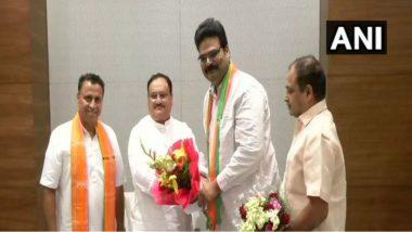 Lanka Dinakar Suspended From BJP: లంకా దినకర్పై వేటు, పార్టీ నుంచి సస్పెండ్ చేసిన బీజేపీ రాష్ట్ర అధ్యక్షుడు సోము వీర్రాజు, షోకాజ్ నోటీసుకు సమాధానం ఇవ్వని దినకరన్