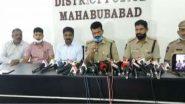 Mahabubabad Murder Case: దీకషిత్ రెడ్డి హత్య కేసు, డింగ్ డాంగ్ యాప్ ద్వారా నిందితుడి స్కెచ్, కాల్స్పూఫింగ్ యాప్లపై దృష్టిసారించిన తెలంగాణ పోలీసులు