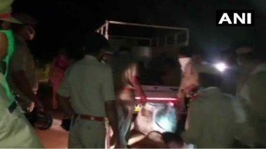 Pilibhit Road Accident: యూపీలో ఘోర రోడ్డు ప్రమాదం, ఏడుమంది అక్కడికక్కడే మృతి, 32 మందికి పైగా గాయాలు, పిలిభిత్ జిల్లాలో బస్సును ఢీ కొట్టిన బొలెరో వాహనం