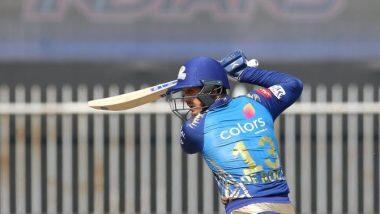 MI vs SRH Stat Highlights IPL 2020: ముంబై చేతిలో చిత్తయిన సన్రైజర్స్, మూడో విజయాన్ని నమోదు చేసిన ముంబై ఇండియన్స్, హైదరాబాద్ను గెలిపించలేకపోయిన వార్నర్ ఇన్నింగ్స్