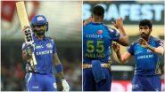 MI vs RCB Highlights: బెర్త్ కన్ఫర్మ్ చేసుకున్న ముంబై, రాయల్ ఛాలెంజర్స్ బెంగళూరుపై 5 వికెట్ల తేడాతో ముంబై ఇండియన్స్ గ్రాండ్ విక్టరీ, ఫ్లేఆఫ్లోకి ఎంట్రీ