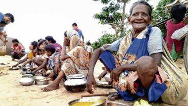 Global Hunger Index 2020: దేశంలో మిన్నంటిన ఆకలి కేకలు, భారత్ కన్నా బెటర్గా నిలిచిన పొరుగుదేశాలు, 107 దేశాలకు గానూ 94వ స్థానంలో నిలిచిన ఇండియా, జనాభా పెరుగుదలే కారణమని తెలిపిన జీహెచ్ఐ