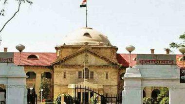Allahabad High Court: యువతి తనకు నచ్చిన వారితో ఉండవచ్చు, వారి జీవితాల్లో కలుగజేసుకునే హక్కు ఎవరికీ లేదు, సంచలన తీర్పు ఇచ్చిన అలహాబాద్ హైకోర్టు