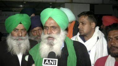 Farmers Protest in Delhi: మాటల్లేవ్.., మా డిమాండ్లు నెరవేర్చాల్సిందే, ఢిల్లీలో కదం తొక్కుతున్న రైతులు, మూడో రోజుకు చేరిన చలో ఢిల్లీ నిరసన కార్యక్రమం
