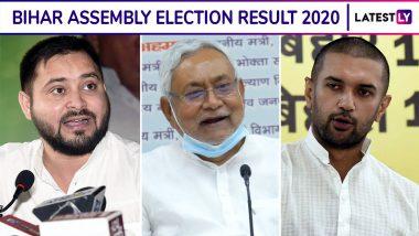 Bihar Assembly Election Results 2020: తేజస్వీ యాదవ్ వైపే చూపంతా.., నితీష్కుమార్పై ప్రజల తీర్పు ఎలా ఉండబోతుంది? ఎగ్జిట్ పోల్స్ అన్నీ మహాఘట్బంధన్ వైపే, బీహార్లో ప్రారంభమైన ఓట్ల లెక్కింపు
