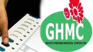 GHMC Elections 2020: కొనసాగుతున్న జీహెచ్ఎంసీ ఎన్నికల పోలింగ్, ఓటు హక్కు వినియోగించుకున్న ప్రముఖులు, సాయంత్రం 6 వరకు జరగనున్న పోలింగ్