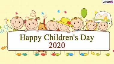 #ChildrensDay2020: బాలల దినోత్సవం ఏ దేశంలో ఎప్పుడు,ఎక్కడ, ఎలా జరుపుకుంటారు? చాచా నెహ్రూ కోట్స్తో పిల్లలకు ఓ సారి శుభాకాంక్షలు చెప్పేయండి