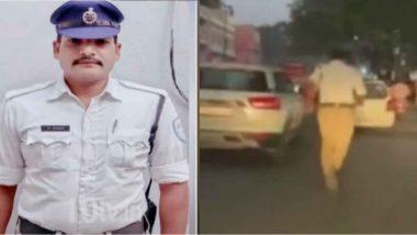 Hyderabad Police Viral Video: అంబులెన్స్కు దారి కోసం.., రెండు కిలోమీటర్ల దూరం పరిగెత్తిన హైదరాబాద్ పోలీస్, ప్రతి అడుగు ప్రజల కోసం, మీ భద్రతే మాకు ముఖ్యం అనే కామెంట్తో ట్విట్టర్లో పోస్ట్ చేసిన హైదరాబాద్ పోలీసులు